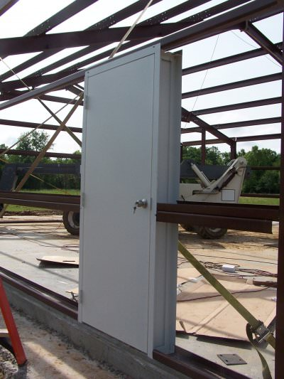 Doors - 3/0 x 6/8 Pre-Hung Metal Walk-Thru Door